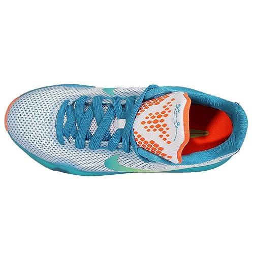 Nike Kobe X GS (High Dive) White/Key Lime-Bl Lagoon (3.5): Amazon.ca: Shoes  & Handbags