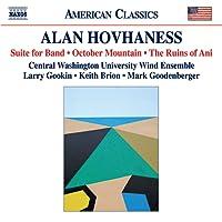Hovhaness:Wind Music [Jason Talbot; Maggie Whiteman; Taylor Edwards; Adrienne Shields; Mark Goodenberger] [Naxos: 8559837]