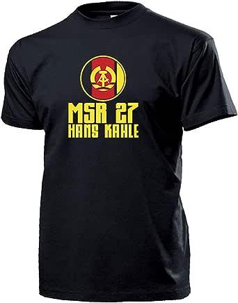 MSR 27 Hans kahle Moto Video-vigilancia Sagitario Regiment