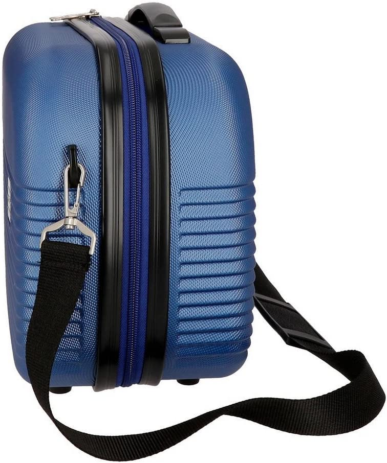 Azul 35 cm 12.6 Liters Blau Dakar Kosmetikkoffer