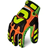 Ironclad LPI-CC5-03-M Low Profile Impact Closed Cuff Cut 5 Oil & Gas Safety Gloves, Medium