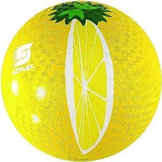 Sunflex Tutti Frutti Balle de Jeu Citron Enfant Multicolore SUON1|#Sunflex 56062