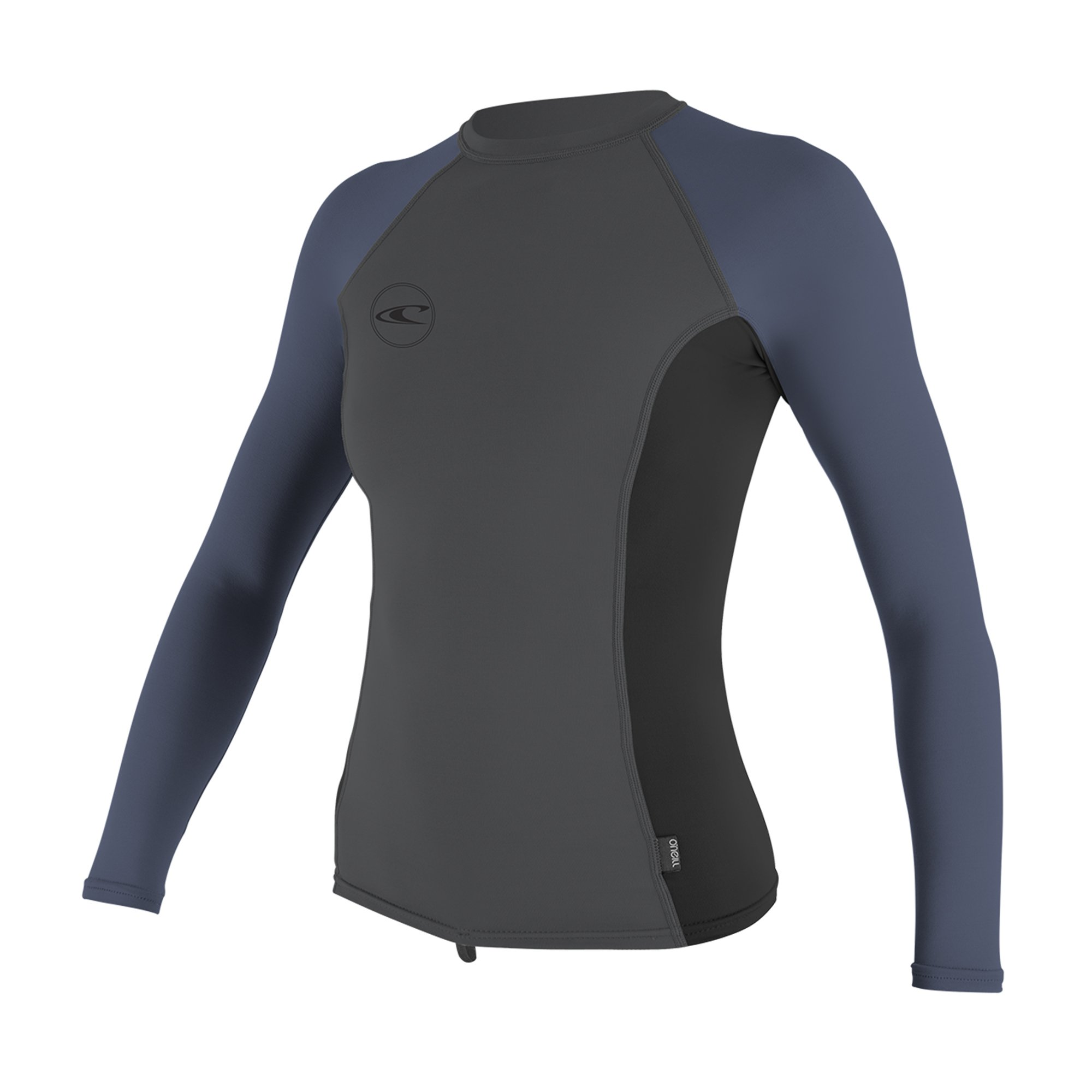 O'NEILL Oneill Womens Basic Long Sleeve Rash