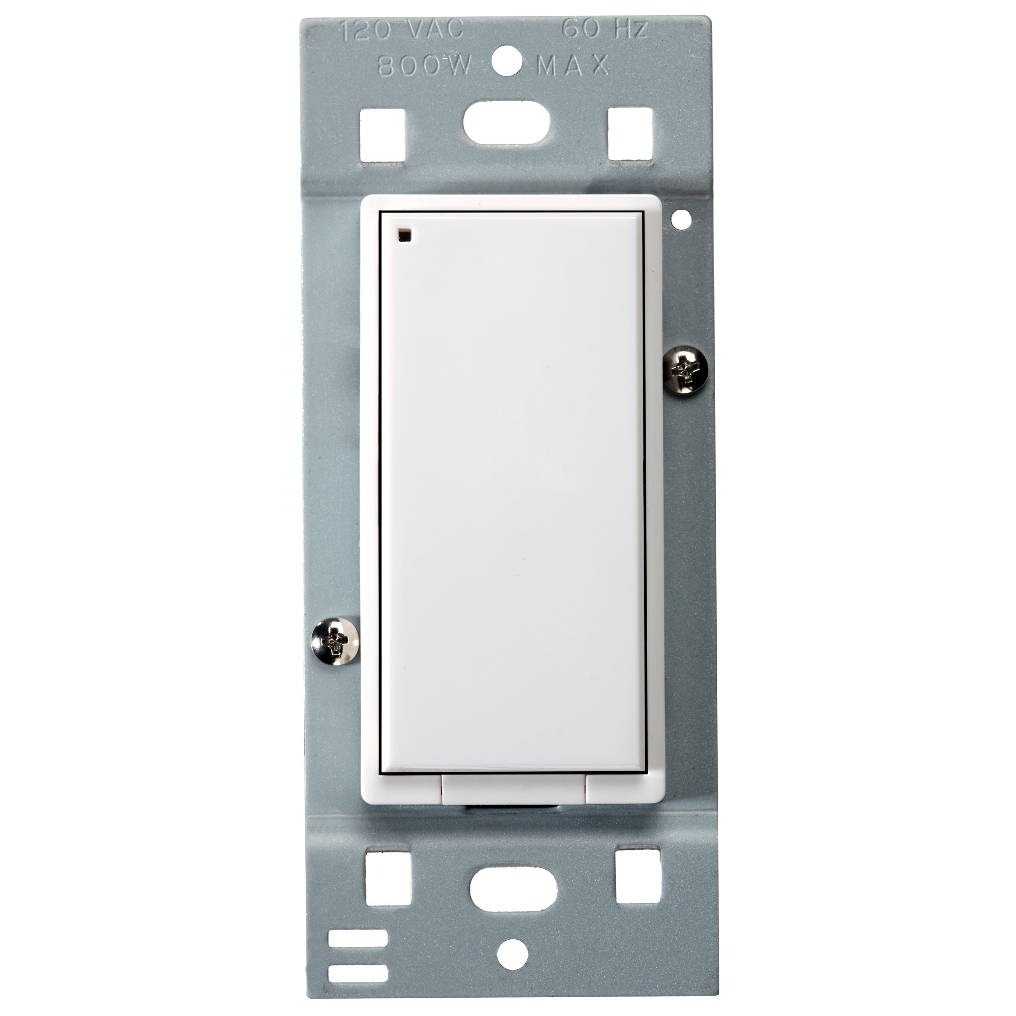 ZigBee In-Wall Dimmer (Works with Echo Plus, White)