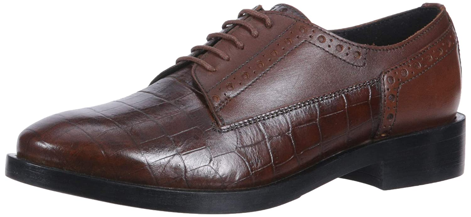 Geox C0013) Donna Brogue B, (Brown Derbys Femme Marron (Brown Geox C0013) cbdb15f - therethere.space