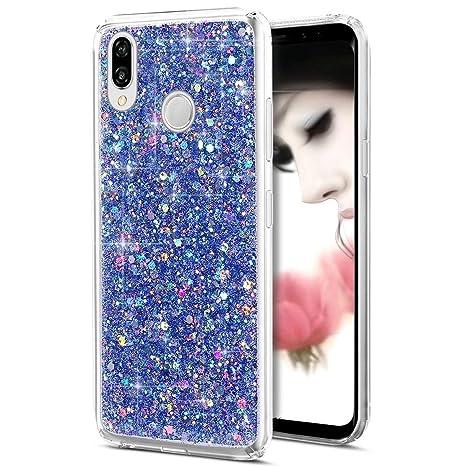 Funda Huawei P20 Lite,Carcasa Huawei P20 Lite,Diamantes ...
