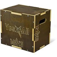 Retrospec Leap Plyo Box for Home Gym Plyometric Jumping Exercises