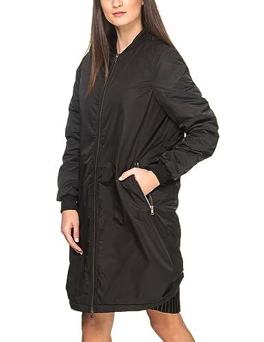 Minimum Women's Gurly Women's Black Long Jacket