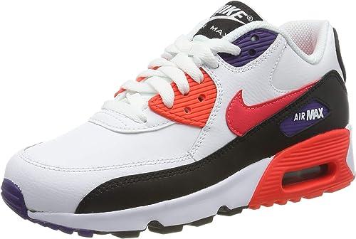 Nike Jungen Air Max 90 Ltr (Gs) Laufschuhe