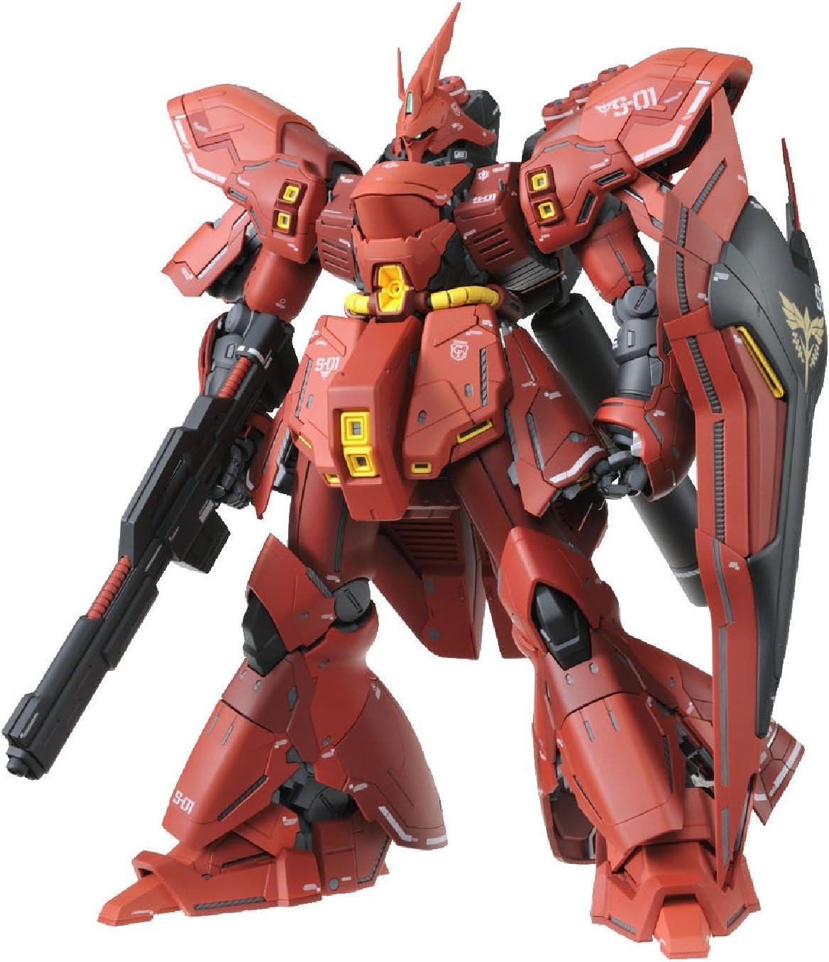Bandai Hobby MG Gundam Armature Bleue Clair /échelle 1//100 Kit de Construction deuxi/ème Version r/évis/ée