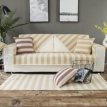 Amazon.com: GWW Linen Sofa Cover,Sofa slipcover for loveseat ...