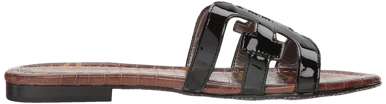 Sam Edelman Women's Bay M Slide Sandal B07D3NTPKY 8 M Bay US Black Patent 81ec95