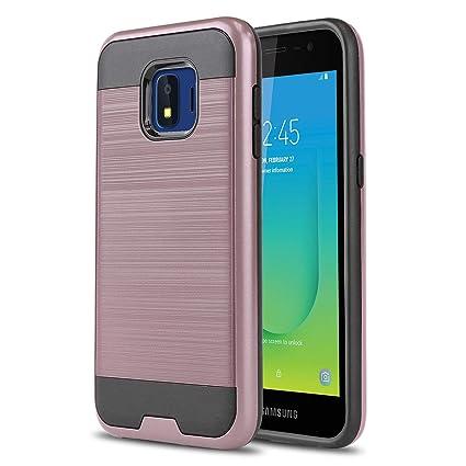 Amazon.com: Funda para Samsung Galaxy J2 Pure (Cricket ...