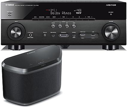 Amazon.com: Yamaha rx-a760 aventage Red de 7.2 canales receptor AV