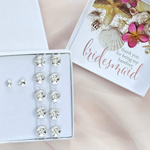 Amazon Com Bridesmaid Gift Box With Thank You For Being My
