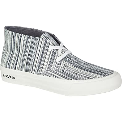 SeaVees Women's 12/62 Maslon Desert Boot Engineer Stripe 5.5 ...