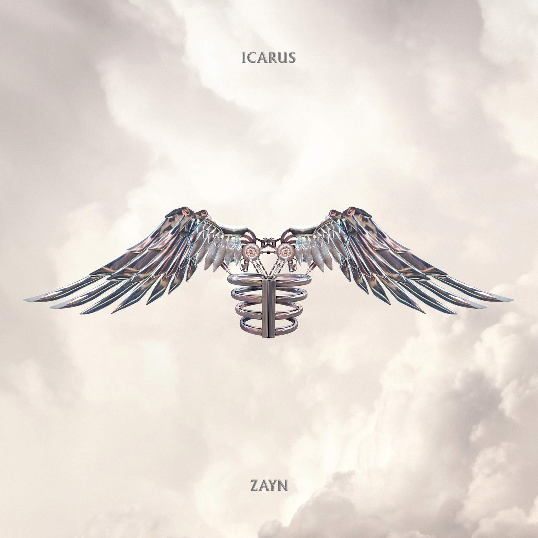 CD : ZAYN - Icarus /  Falls (Clean Version)