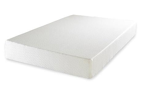 Visco Therapy Reflex Firme con colchón de Espuma ortopédica Duo Sleep, 90 x 190 x