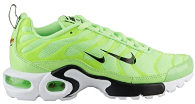 f97f4fc614 Amazon.com | Nike Air Max Plus Se (gs) Big Kids Ar0491-300 | Running
