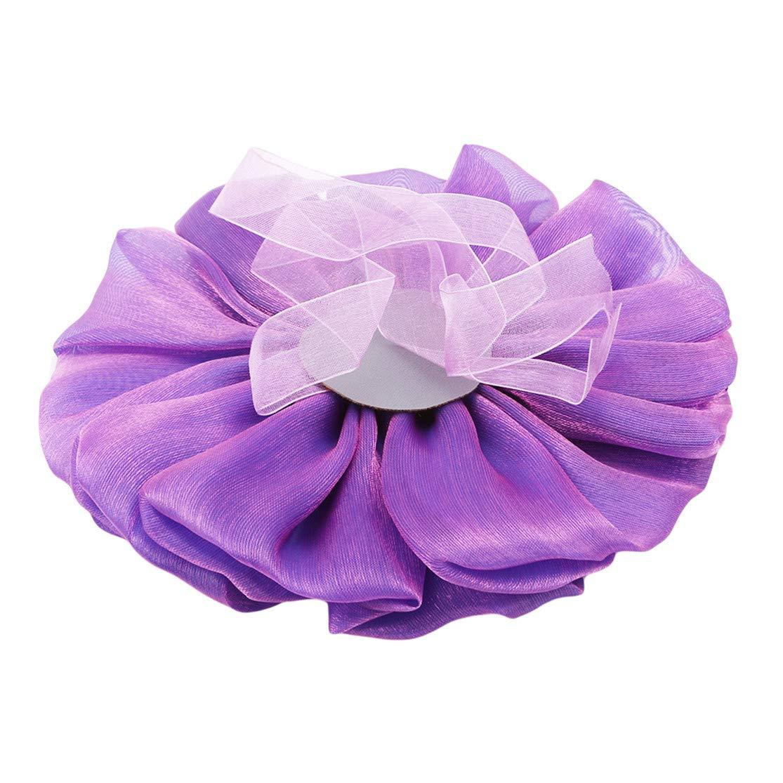 YESMAEay Rideau Tie Dos Crochets Dentelle Rose Fleurs Cravate Dos Noué Décoration Fenêtre Traitement Rideau Drapés Boucles Pattes Attache Fixation Rose