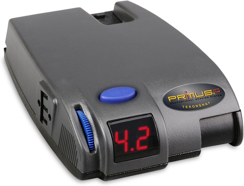 Tekonsha 90160 Primus IQ - Best Trailer Brake Controller For Silverado