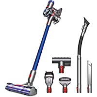 Dyson V7 Animal Pro+ Cordless Vacuum Cleaner - Extra Tools for Homes with Pets, HEPA Filter, Rechargeable, Lightweight, Powerful Suction, Blue