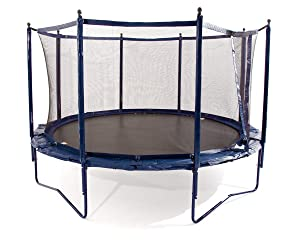 umpSport Elite 14-Foot Trampoline with Enclosure
