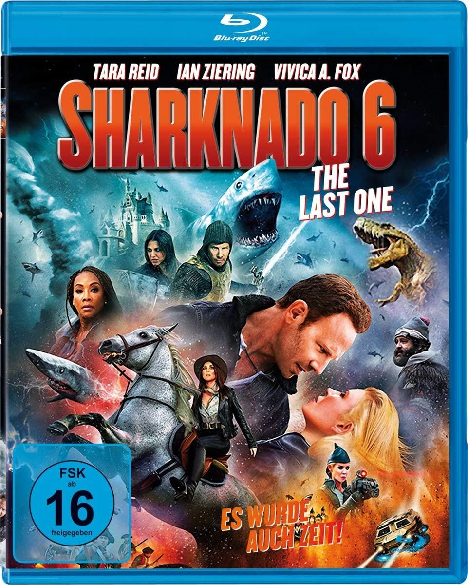 Sharknado 6 - The Last One Es wurde auch Zeit! - Uncut Alemania ...