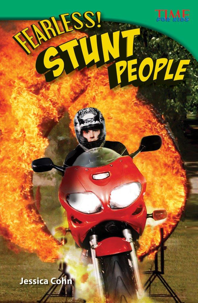 Teacher Created Materials 15941''Fearless! Stunt People'' Teaching Material