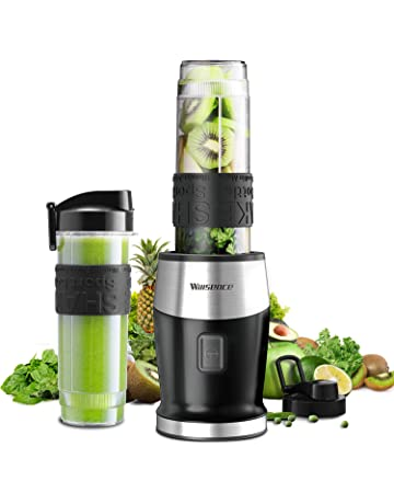 Batidora De Vaso Willsence Batidora Smoothie, Actualizado Smoothie Maker, 700W Mini Batidora Electrica 2