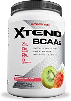 Scivation Xtend BCAA Powder, Branched Chain Amino Acids
