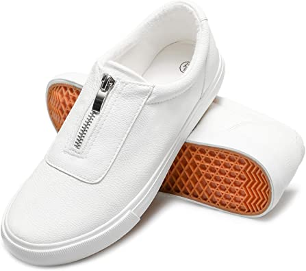 Tennis Shoes Casual Slip on Sneakers