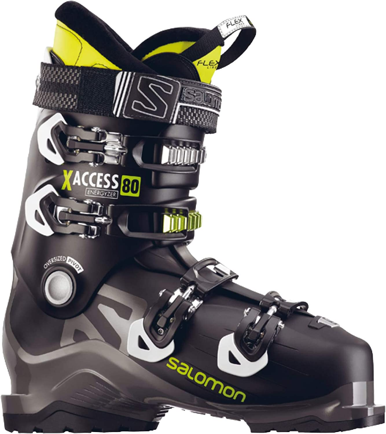 SALOMON X ACCESS 80 Ski Schuh 2018 blackanthraciteacid