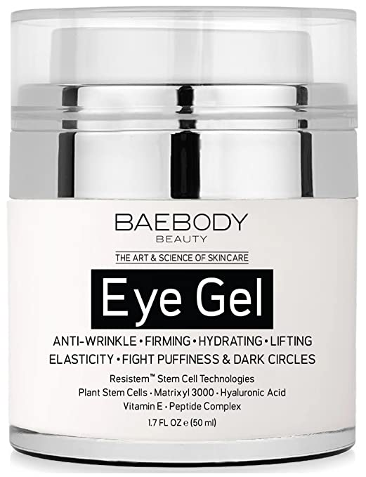 Baebody Eye Gel for Dark Circl...