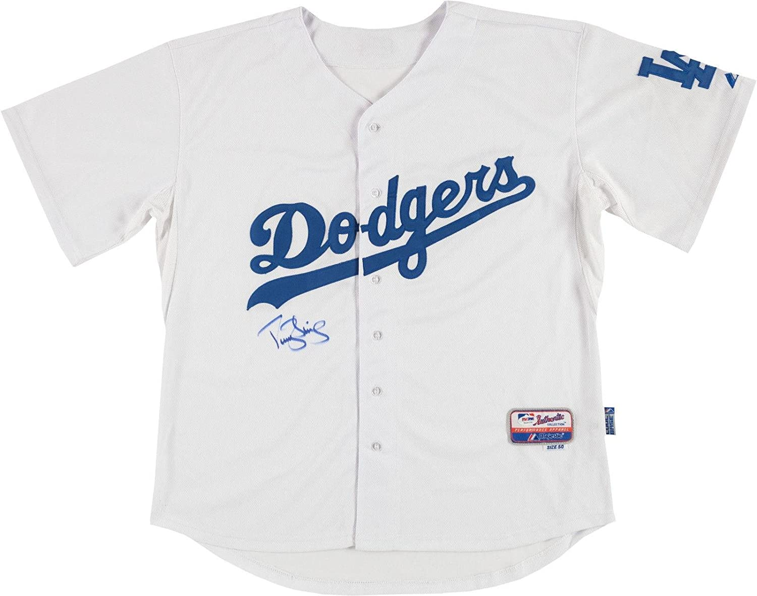 Autographed Darryl Strawberry Jersey - Los Angeles La Dodgers Ny Yankees Sf  Giants - Autographed MLB Jerseys at Amazon s Sports Collectibles Store af2eb1e58c5
