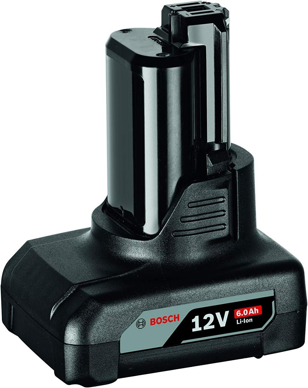 Bosch Professional 1600A00X7H - Batería de litio GBA 12V, 6 A