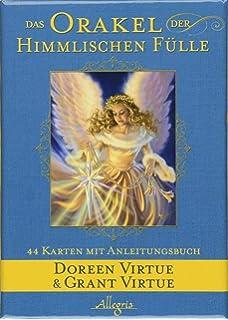 Erzengel Gabriel 44 Orakel Karten Mit Anleitung Amazon De Doreen