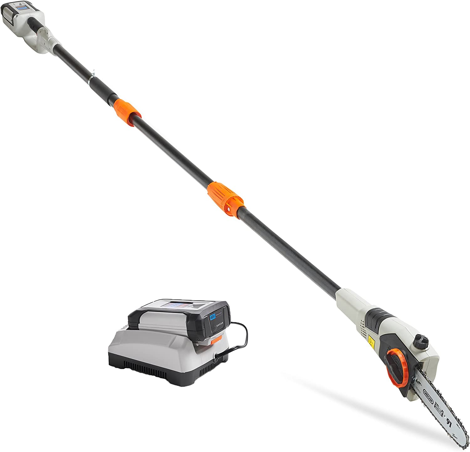 "VonHaus 40V Max 8"" Cordless Pole Saw"
