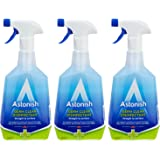 Scotvision® 3 x Astonish Germ Clear Disinfectant Cleaner With Pine Oil 750ml Trigger Spray