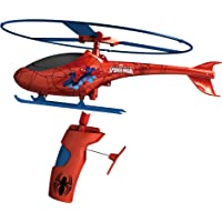 Marvel Spiderman Rescue Helicopter, Red/Blue