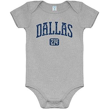 b06b38e8cab Amazon.com  Smash Transit Baby Dallas 214 Creeper  Clothing
