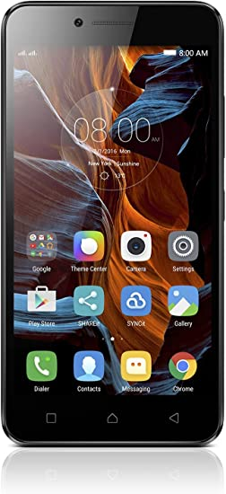 Lenovo K5 a 6020-40 - Smartphone de 16 GB, Dual Sim, color negro: Amazon.es: Electrónica