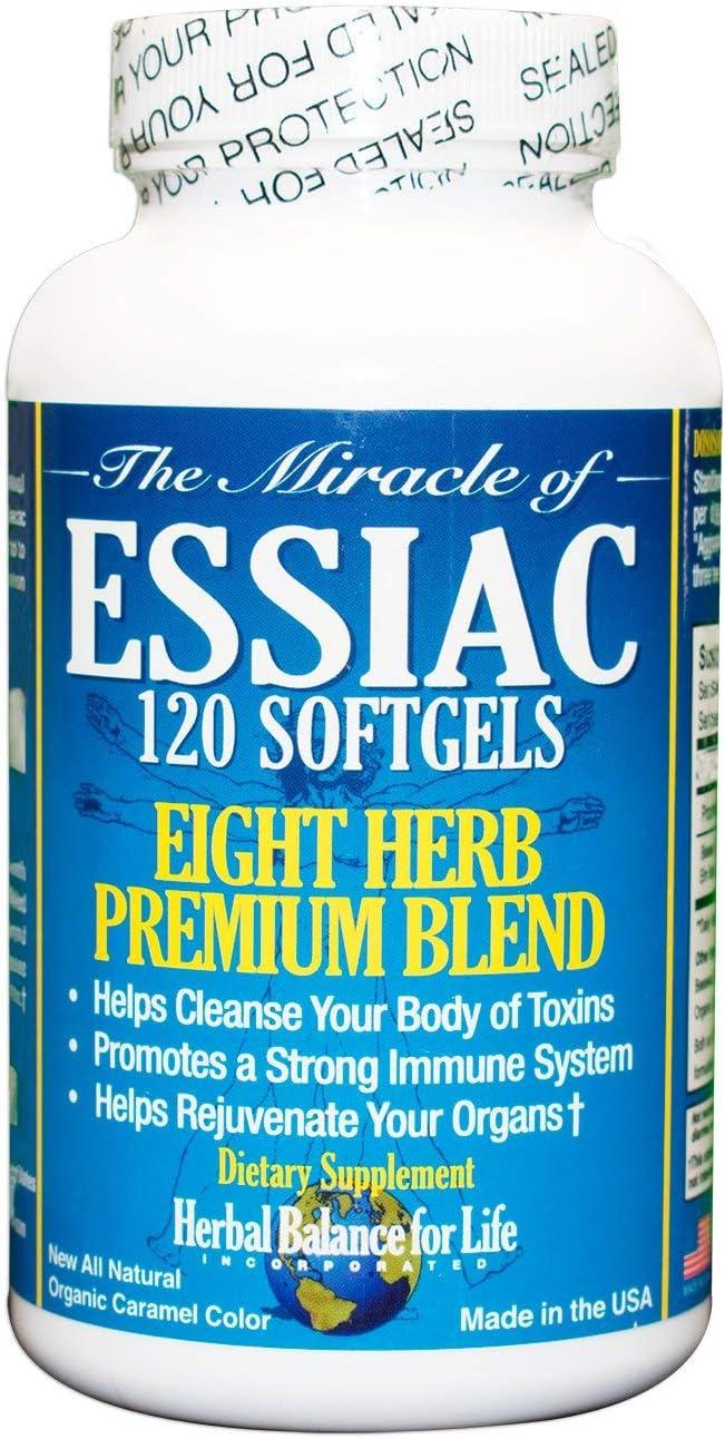 Essiac Tea Softgel