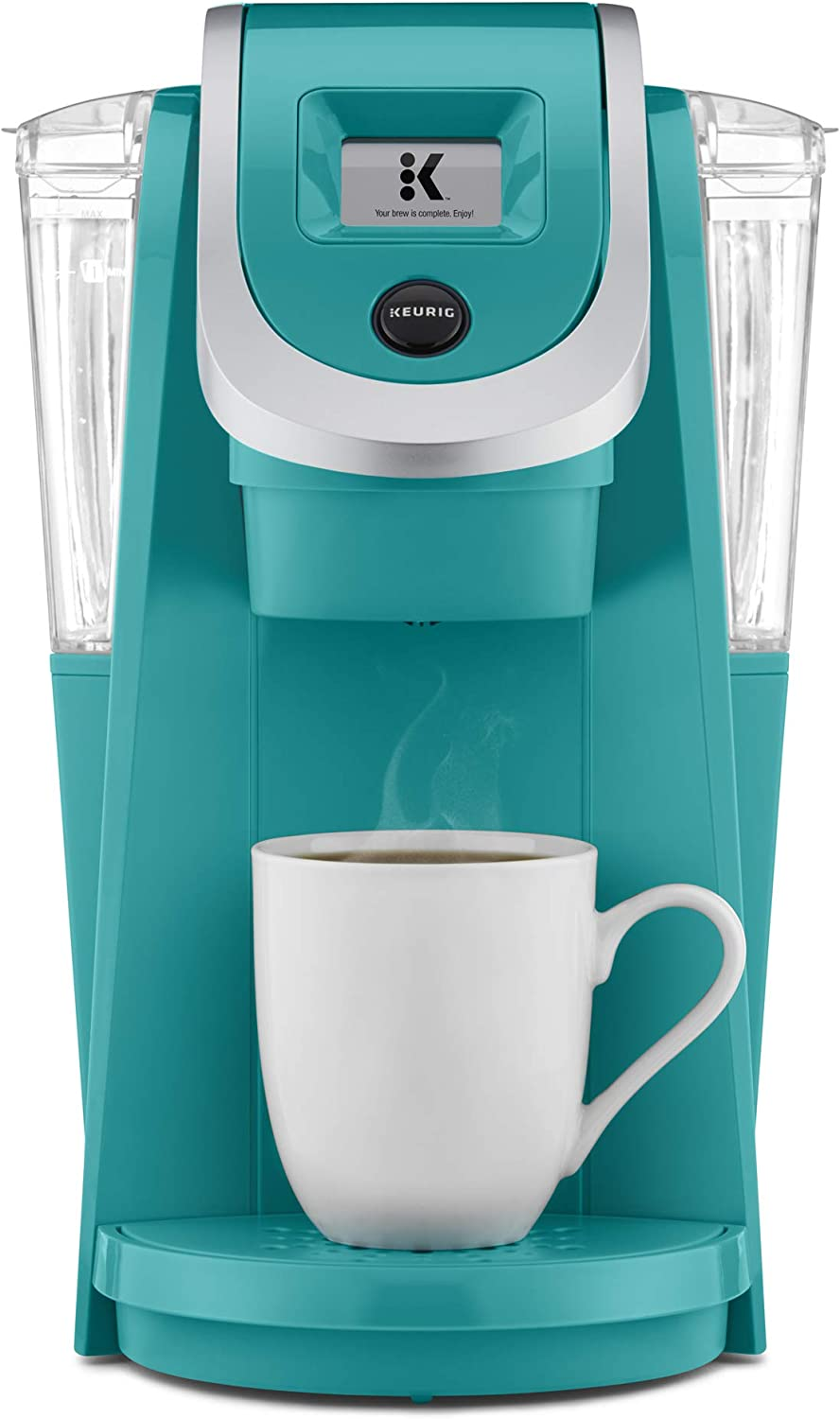 Keurig Maker612 Coffee Maker, 13.8 x 8.9 x 13.6 inches, Turquoise