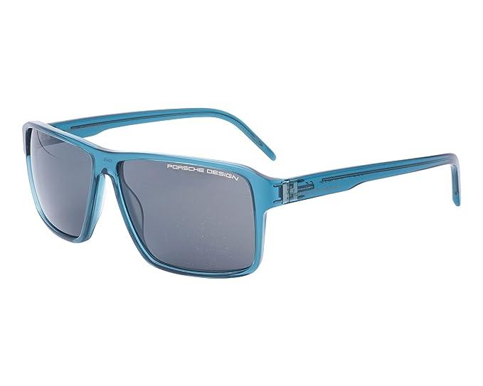 Amazon.com: Porsche Design P 8634 B transparente azul ...