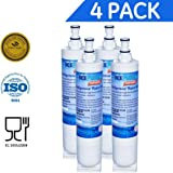 IcePure  - Water Filter to Replace Whirlpool, KitchenAid, Sears, Thermador- 4 Pack