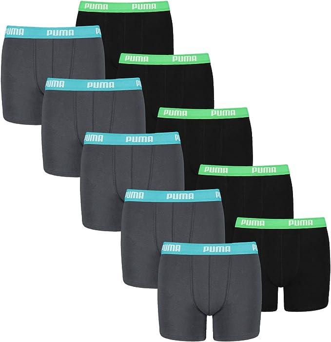 Puma Jungen Boxershorts Basic 2er Pack
