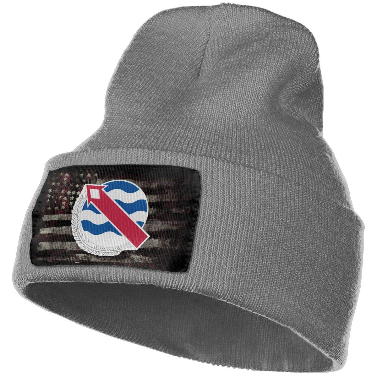 US Army Pacific Command Unit Crest Mens Beanie Cap Skull Cap Winter Warm Knitting Hats.