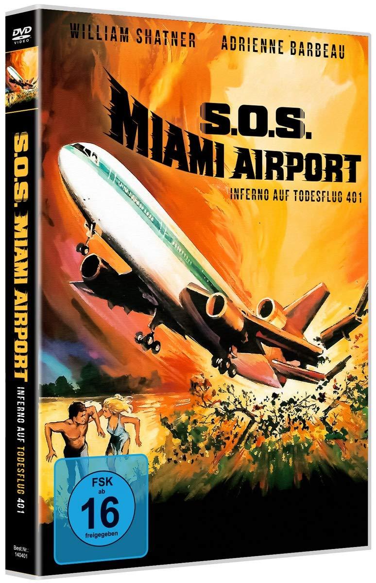 SOS Miami Airport - Inferno auf Todesflug 401 Alemania DVD ...