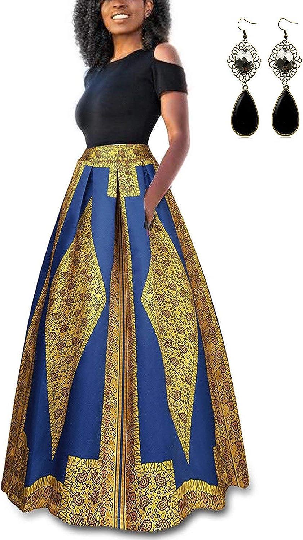 TALLA XXL. carinacoco Mujer Vestido Fiesta Vintage Floral Impresa Dos Piezas de Cóctel Fiesta Color 3 XXL